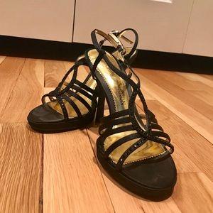Michael Shannon Jordy Strappy Heels